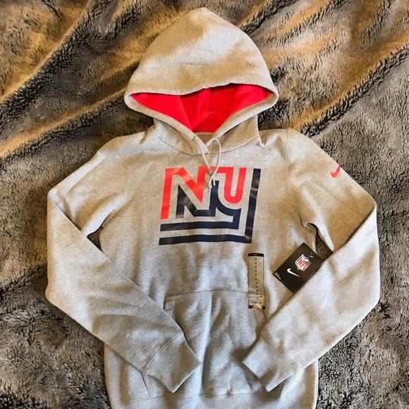 f55c7c8e NFL/Nike NY Giants Women's Hoodie NWT